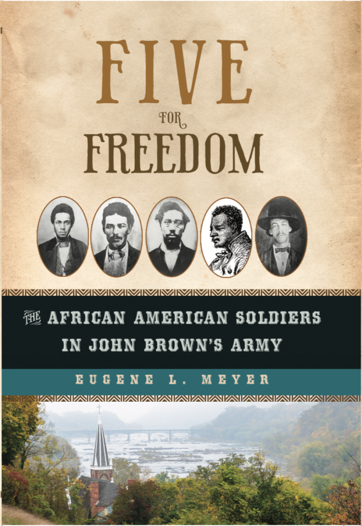 Cover_Meyer_Five for Freedom
